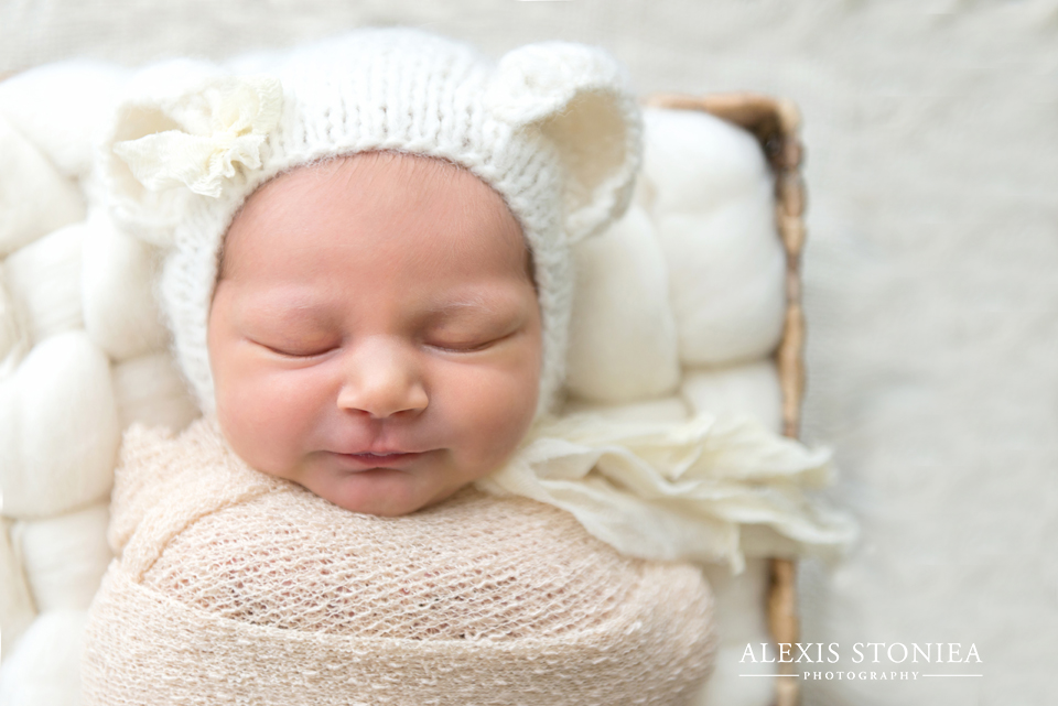 Newborn photographer san diego